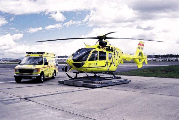 Ambulances à Nyon
