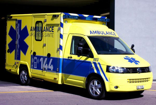 Ambulances Nyon